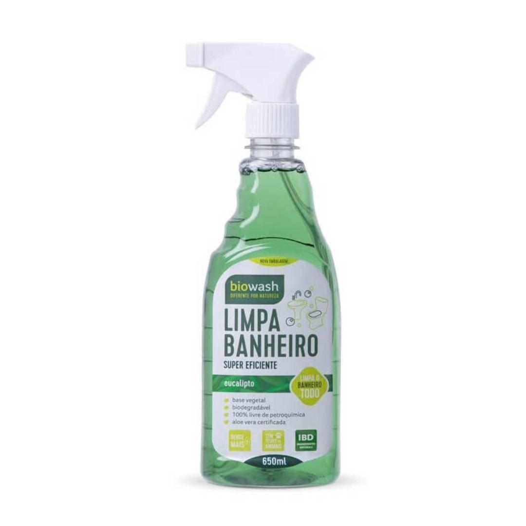 Limpa Banheiro Gatilho BioWash 650ml
