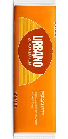 Macarrão de arroz espaguete Urbano 500g