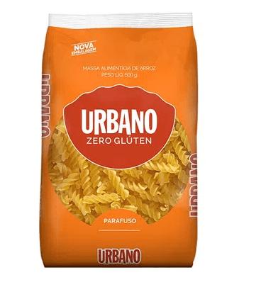 Macarrão de arroz parafuso Urbano 500g