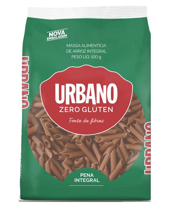 Macarrão de arroz pena integral Urbano 500g