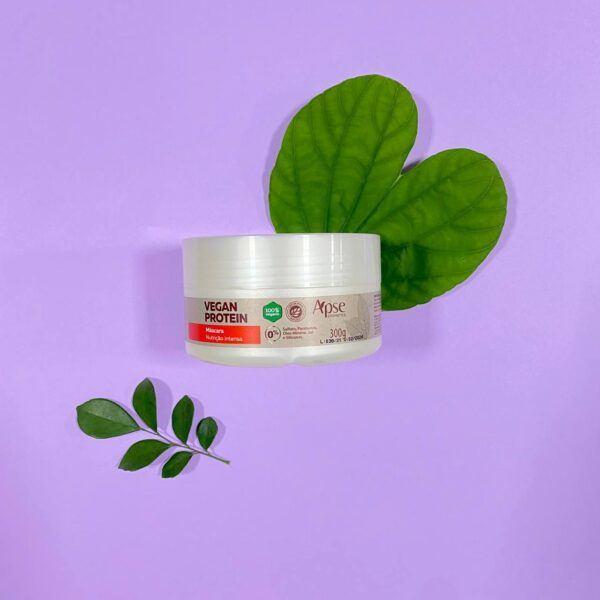 Máscara Nutrição Intensa Vegan Protein - Apse Cosmetics 300g