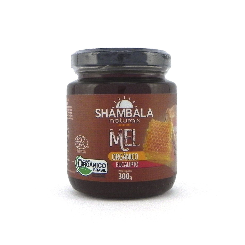 Mel eucalipto orgânico Shambala 300g