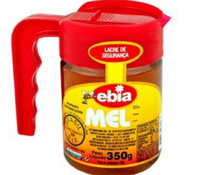 Mel Linha Ébia Jarra Plástica 350g