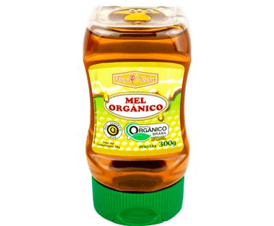 Mel Orgânico Bisnaga 300g