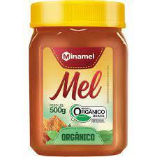 Mel Orgânico Minamel 500gr
