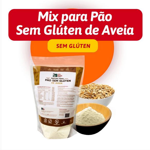 Mistura para pão de aveia Casa Rigani 300g
