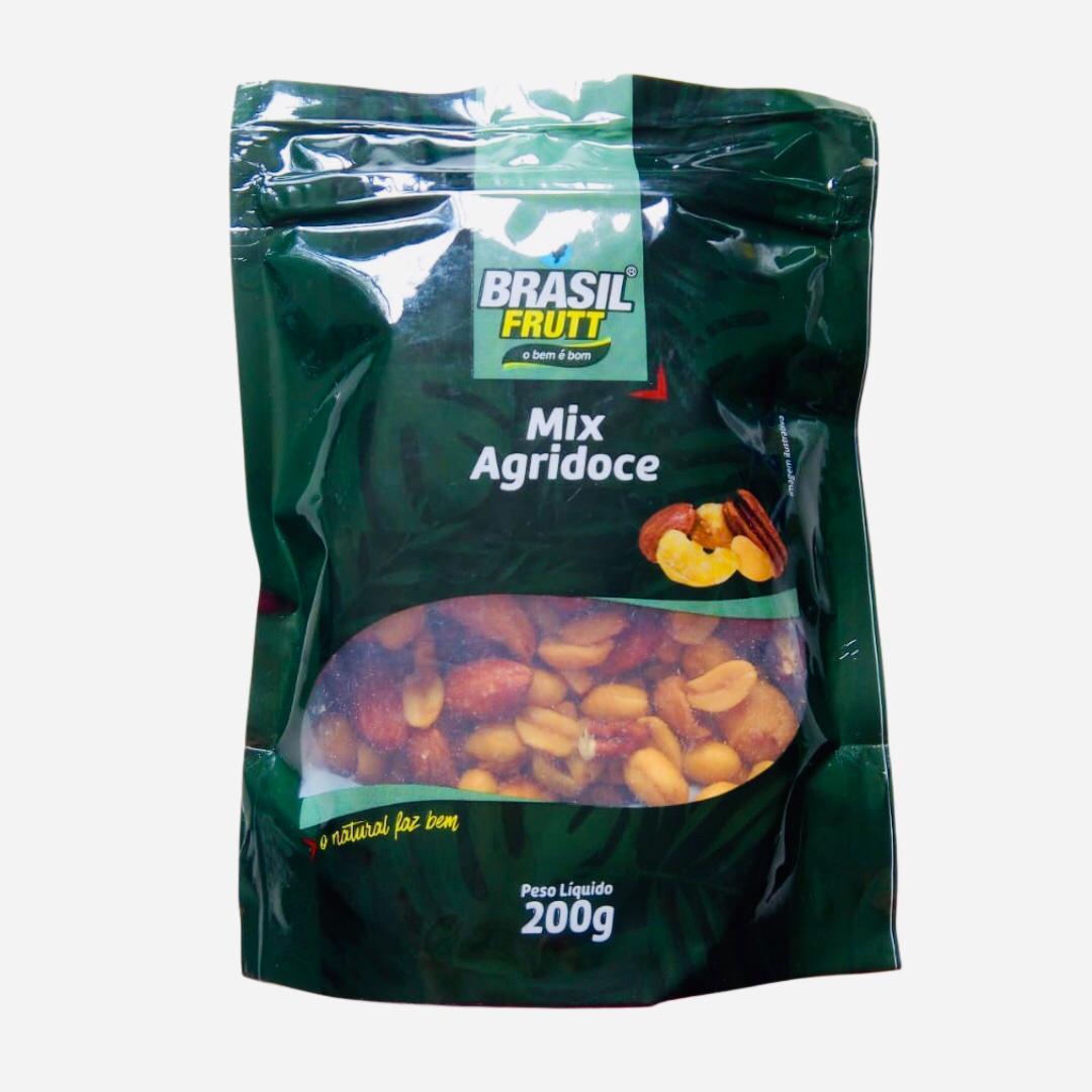Mix agridoce Brasil Frutt 200g