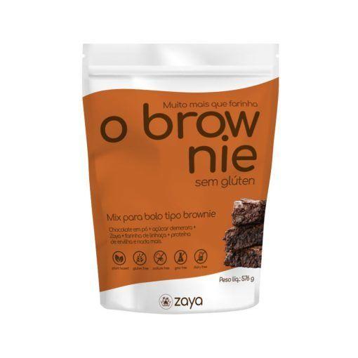 Mix brownie Zaya 576 g