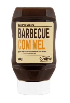 Molho barbecue com mel Cepêra 400g