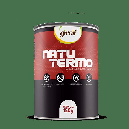 Natu Termo Giroil (Termogênico) - 150g