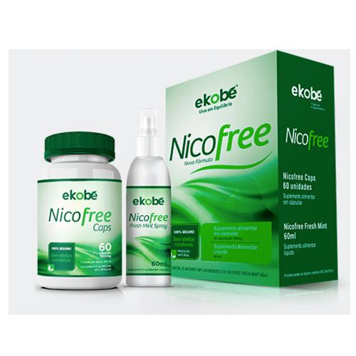 NicoFree Kit - Ekobé