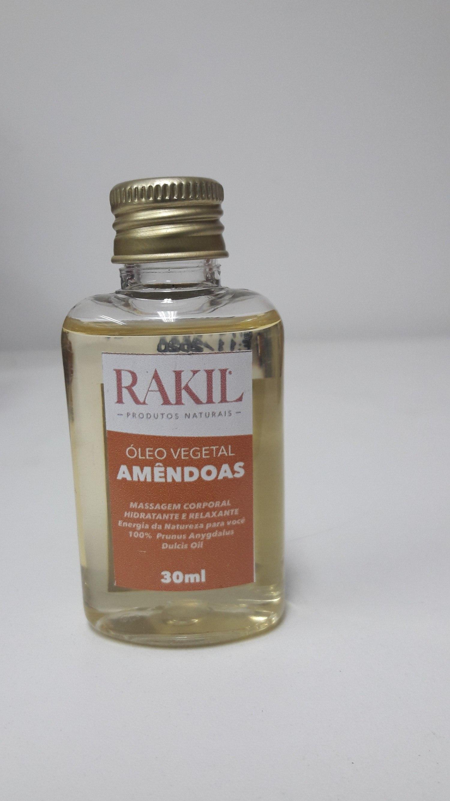 ÓLEO AMÊNDOAS 30 ml