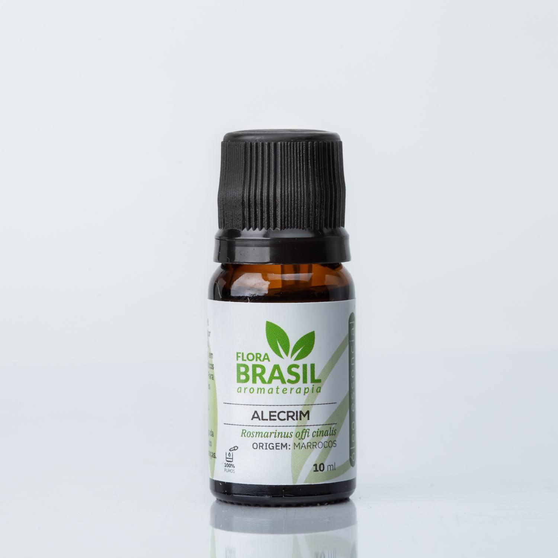 Óleo Essencial Alecrim - Flora Brasil 10ml