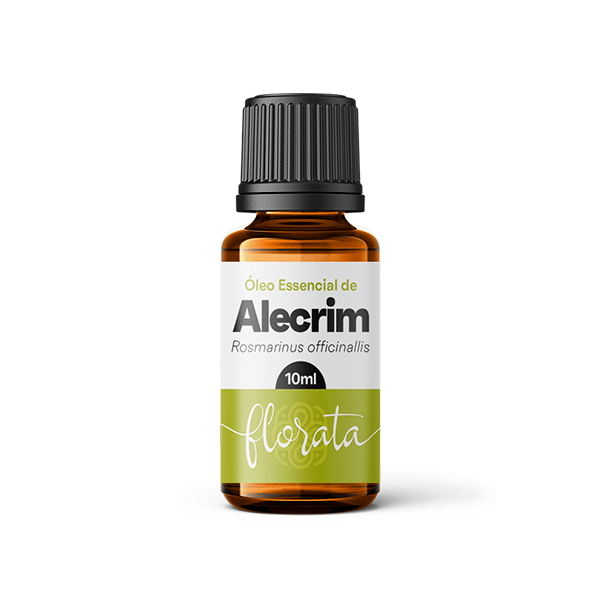 Óleo Essencial Alecrim Florata 10ml