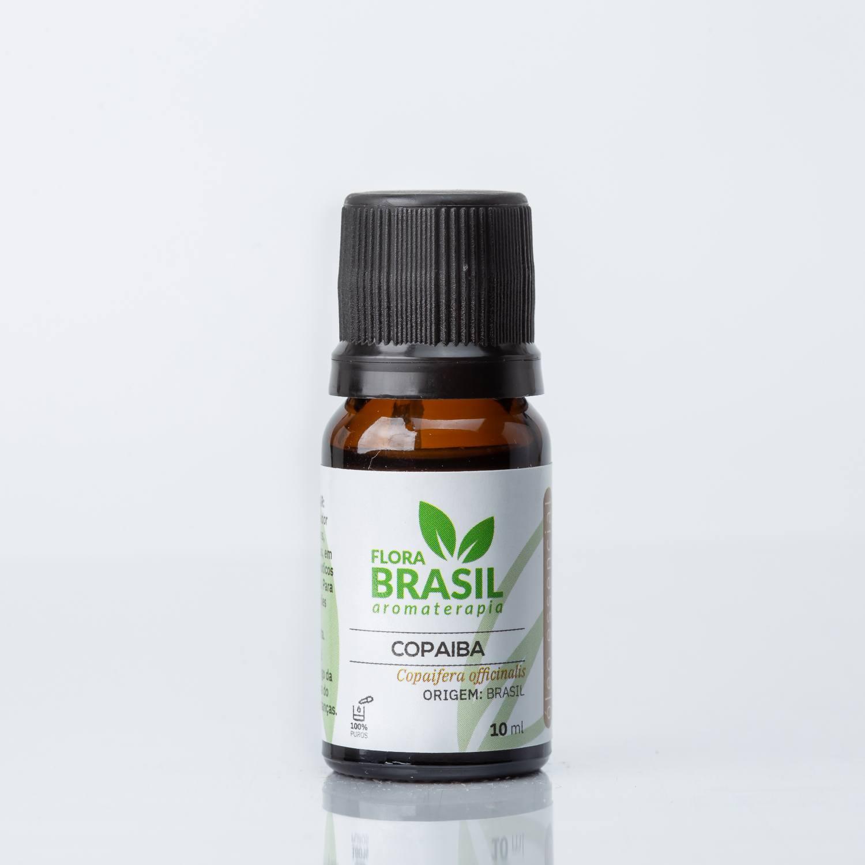 Óleo Essencial Copaíba - Flora Brasil 10ml