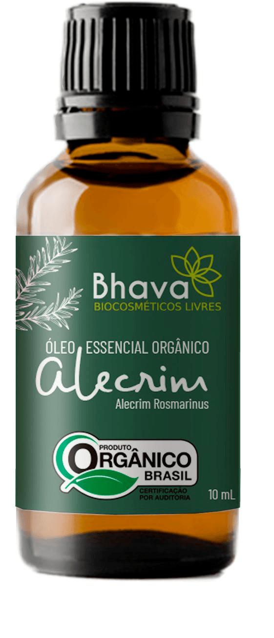 Óleo essencial de alecrim orgânico 10 ml
