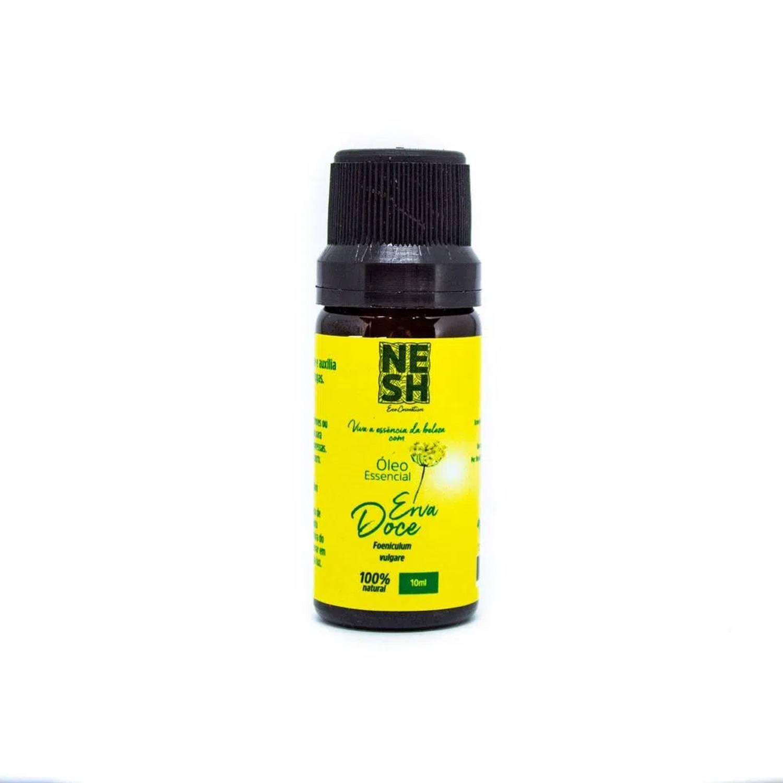 Óleo Essencial de Erva Doce Selo IBD - Nesh Cosméticos 10 ml