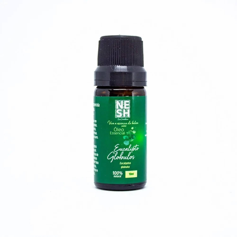 Óleo Essencial de Eucalipto Selo IBD - Nesh Cosméticos 10 ml