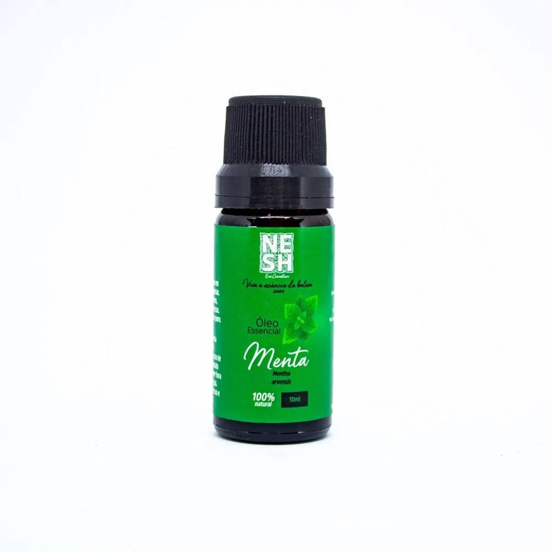 Óleo Essencial de Hortelã-pimenta Selo IBD - Nesh Cosméticos 10 ml