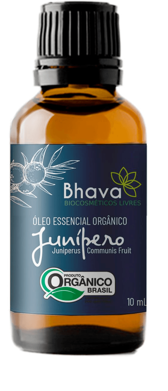 Óleo essencial de junípero orgânico 10ml