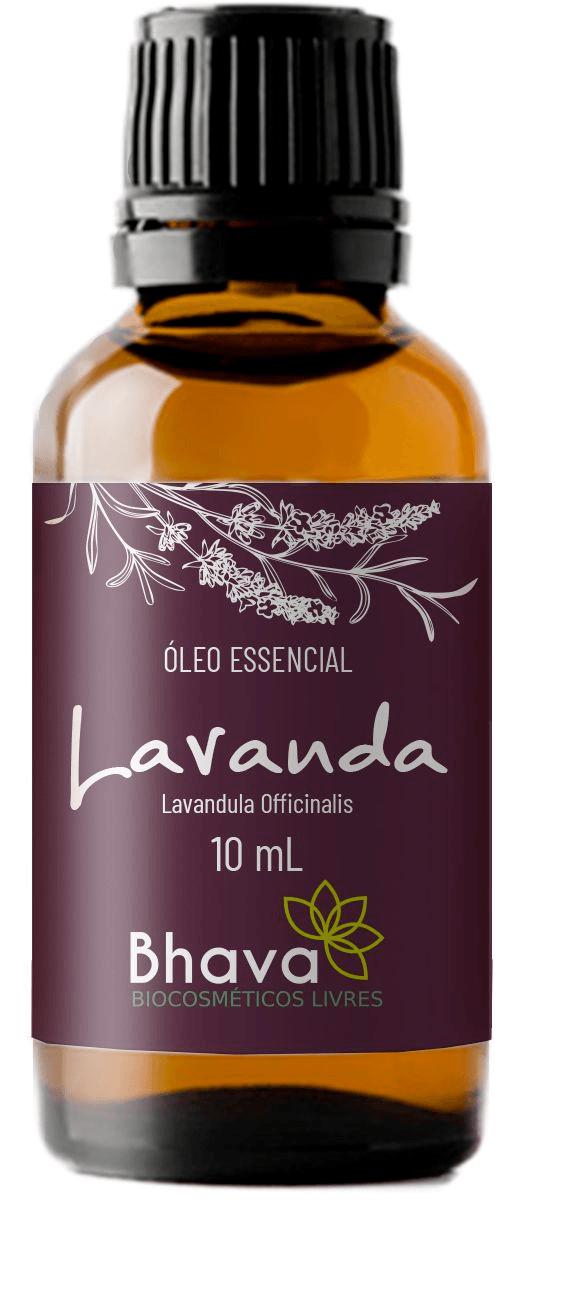 Óleo essencial de lavanda certificado IBD Natural 10ml