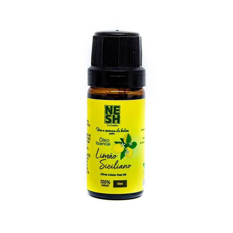 Óleo Essencial de Limão Siciliano Selo IBD - Nesh Cosméticos 10 ml