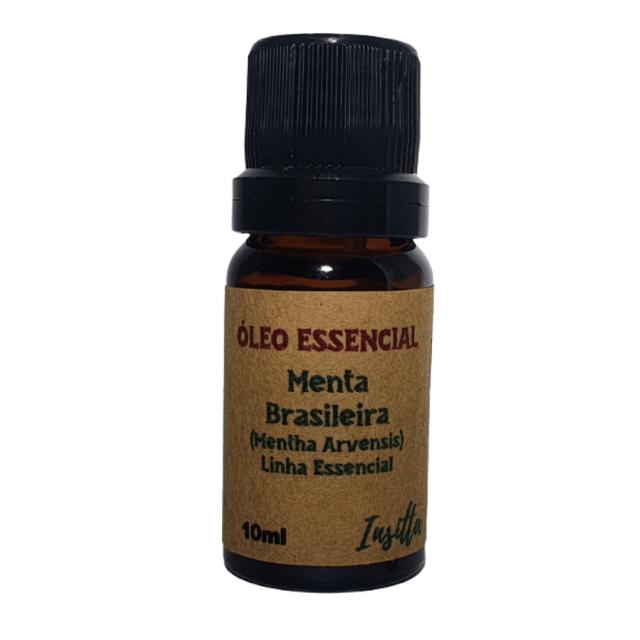 Óleo Essencial de Menta Brasileira (mentha Arvensis) 10ml Insitta