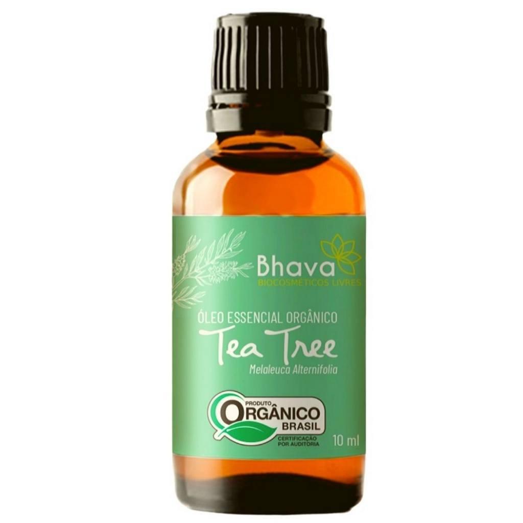 Óleo Essencial de Tea Tree Bhava 10ml