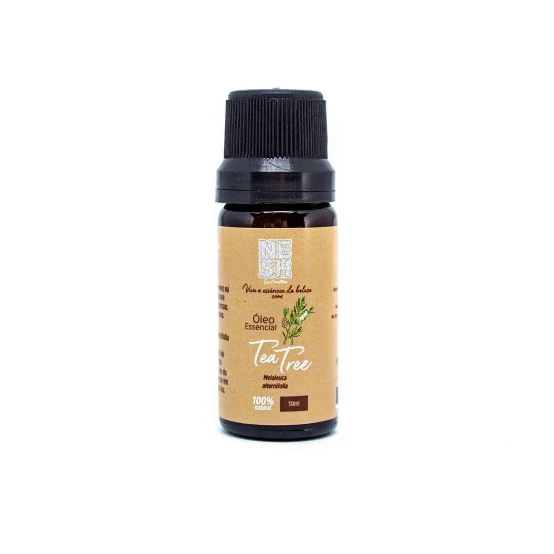 Óleo Essencial de Tea Tree Selo IBD - Nesh Cosméticos 10 ml
