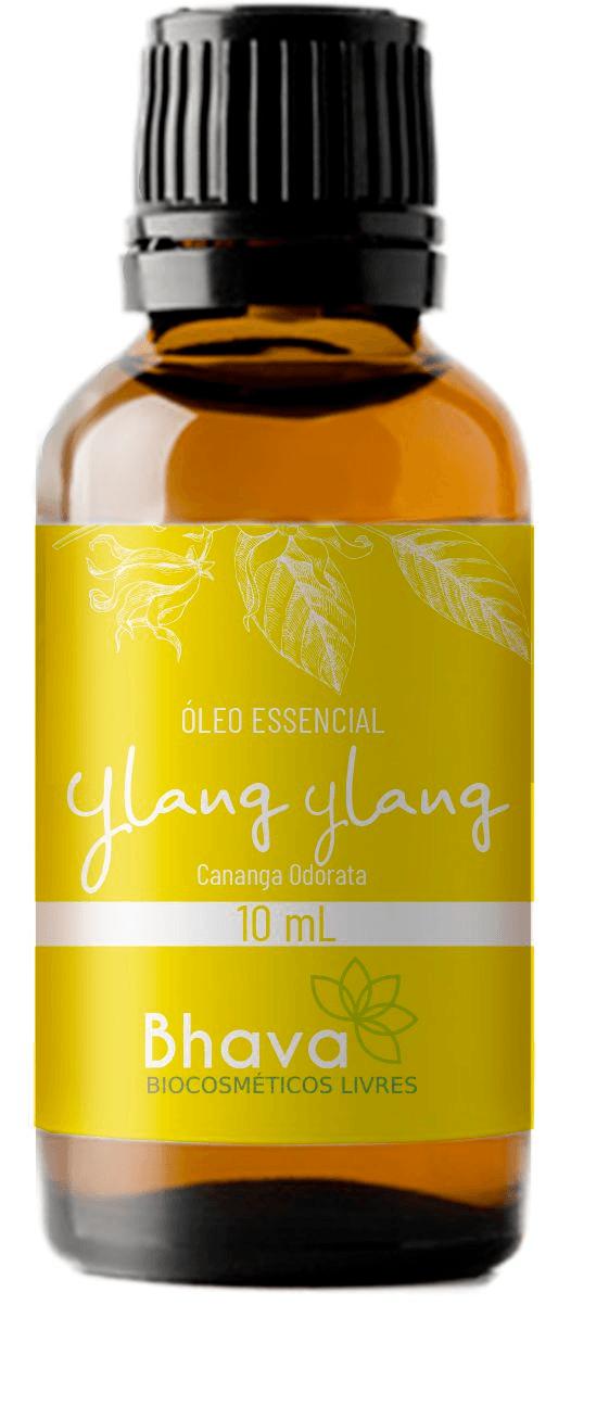 Óleo essencial de ylang ylang certificado IBD Natural 05 ml