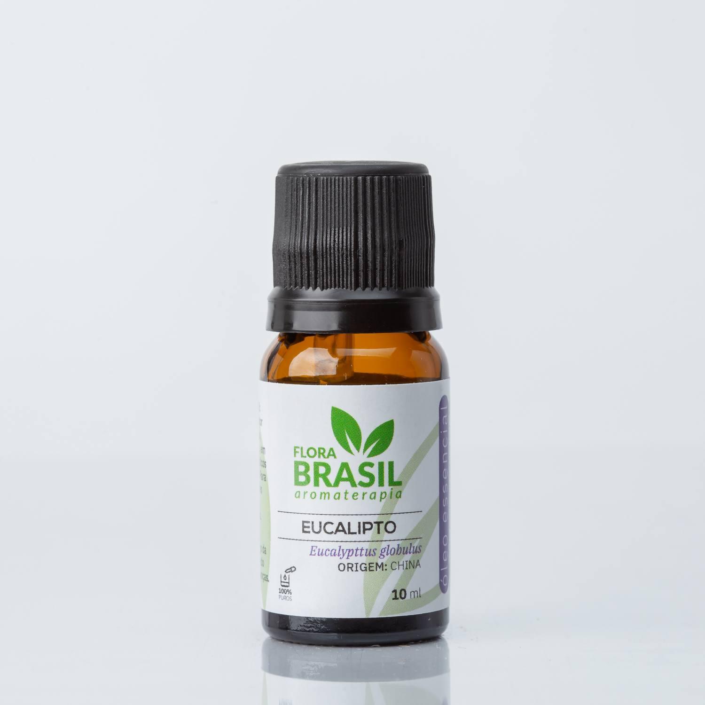 Óleo Essencial Eucalipto - Flora Brasil 10ml