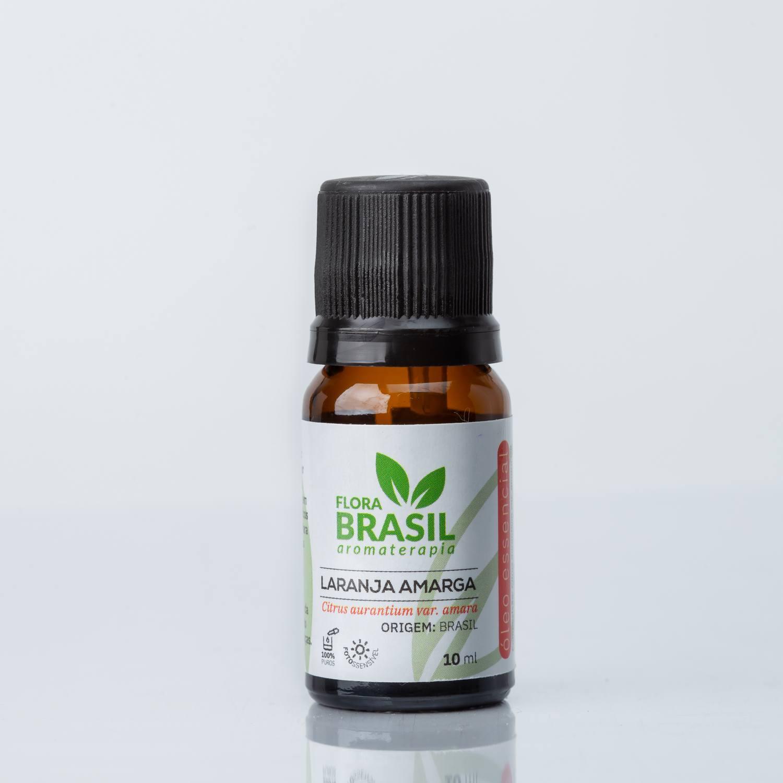 Óleo Essencial Laranja Amarga - Flora Brasil 10ml
