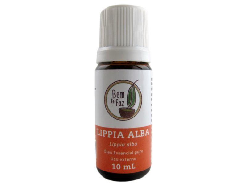 Óleo Essencial Lippia Alba - Bem te Faz 10ml