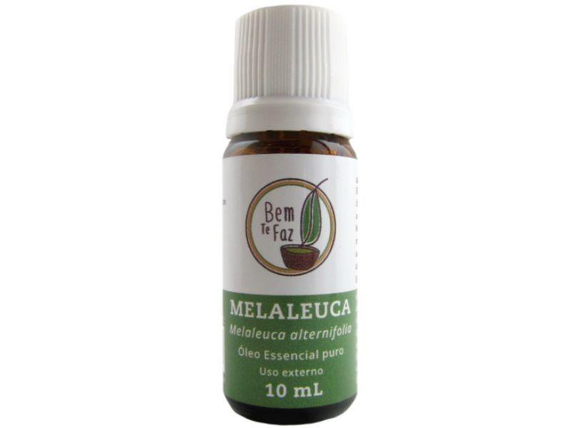 Óleo Essencial Melaleuca/Tea Tree - Bem te Faz 10ml