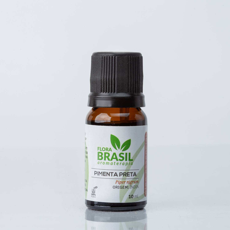 Óleo Essencial Pimenta Preta - Flora Brasil 10ml