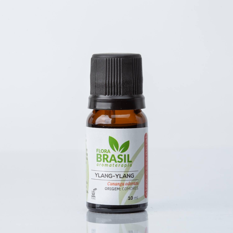 Óleo Essencial Ylang Ylang - Flora Brasil 10ml