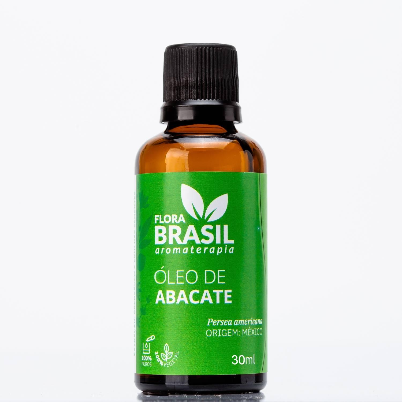 Óleo Vegetal Abacate - Flora Brasil 30ml