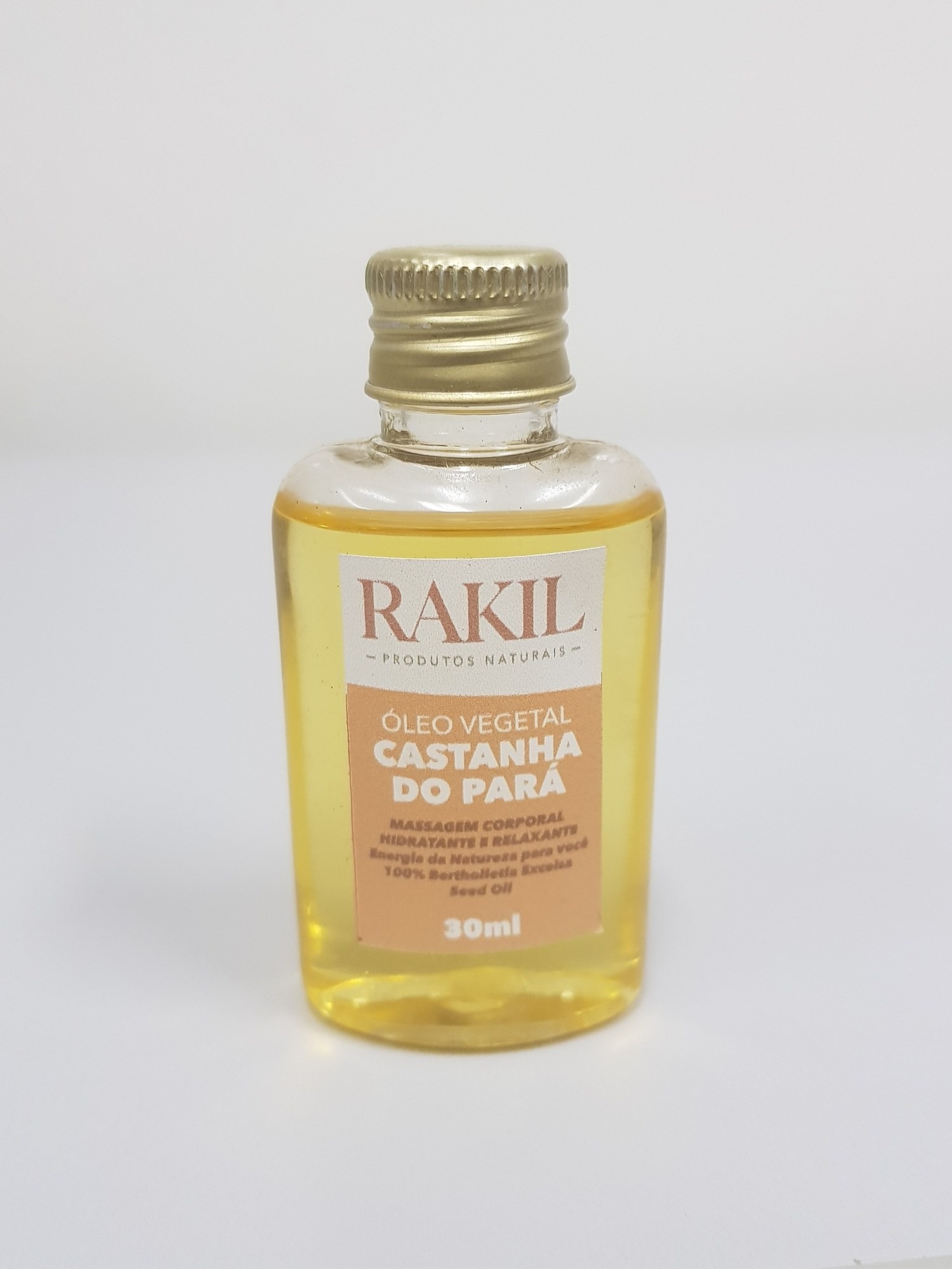 ÓLEO VEGETAL CASTANHA DO PARÁ 30 ml