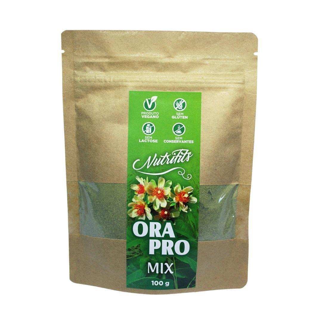Ora-Pro-Nóbis em Pó + Mix Nutrifits 100g