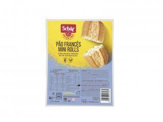 Pão francês Dr. Schar 130g