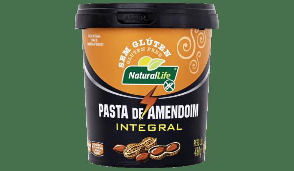 Pasta de amendoim Natural Life 300g