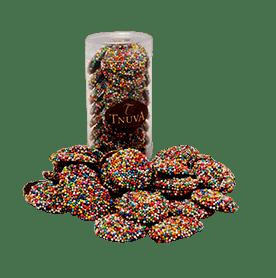 Pastilhas coloridas confete Tnuva 100g