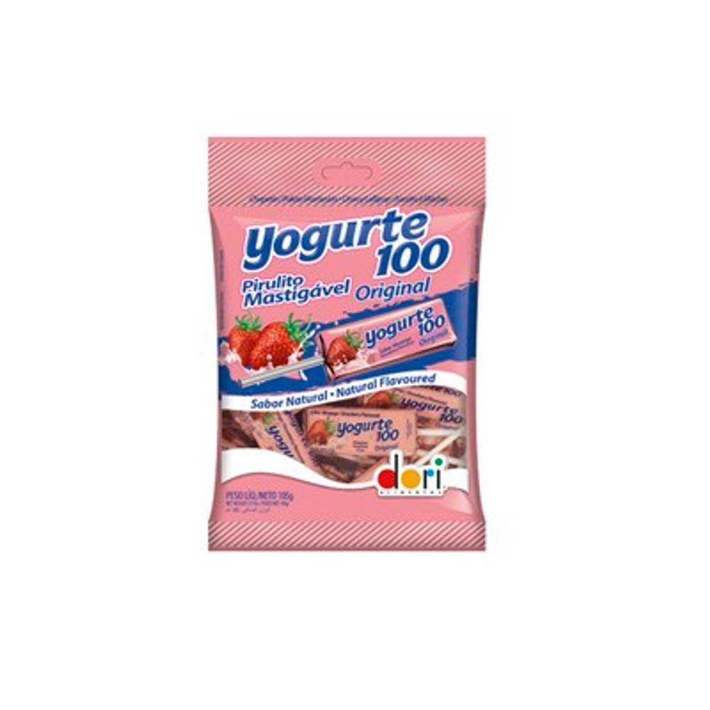 Pirulito yogurte Dori 105g