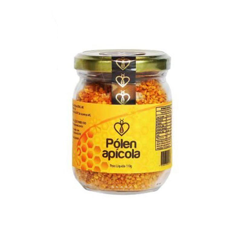 Pólen Apícola Desidratado em grãos 110g HerboMel Natural