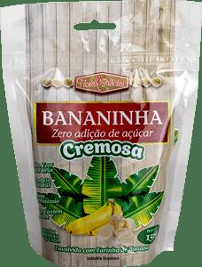 Pouch Bananinha Zero Adição Açúcar