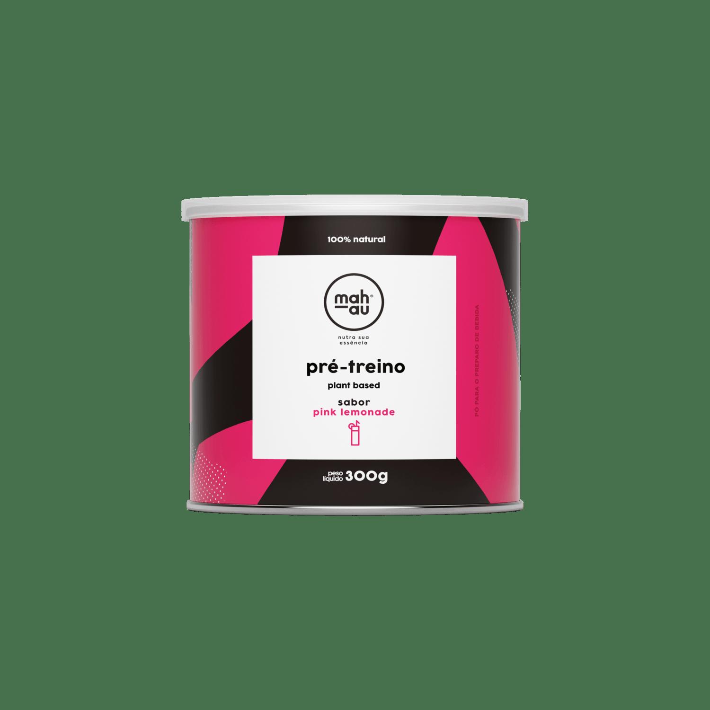 Pré-treino sabor Pink Limonade - Mahau 300g