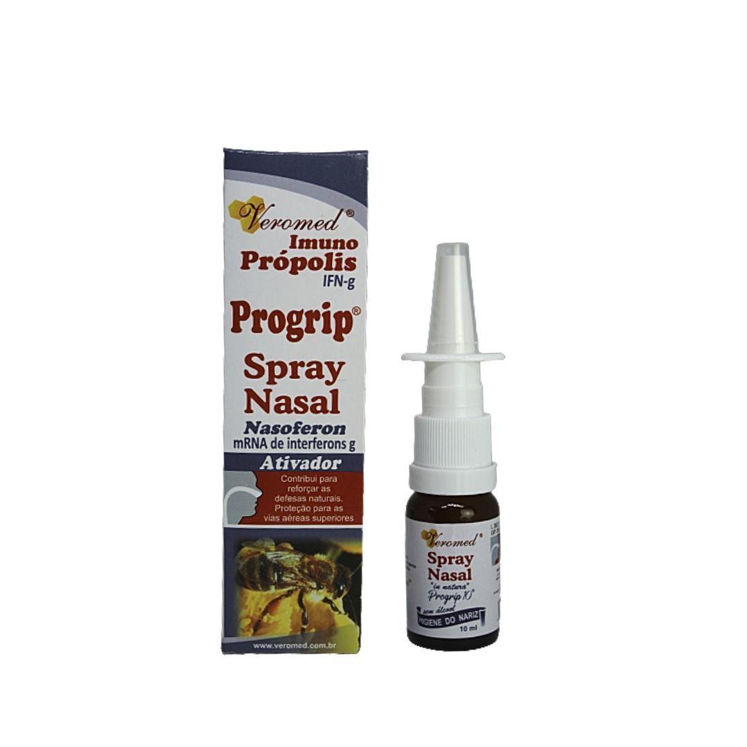 Própolis Nasal Spray Sem Álcool Veromed 10ml