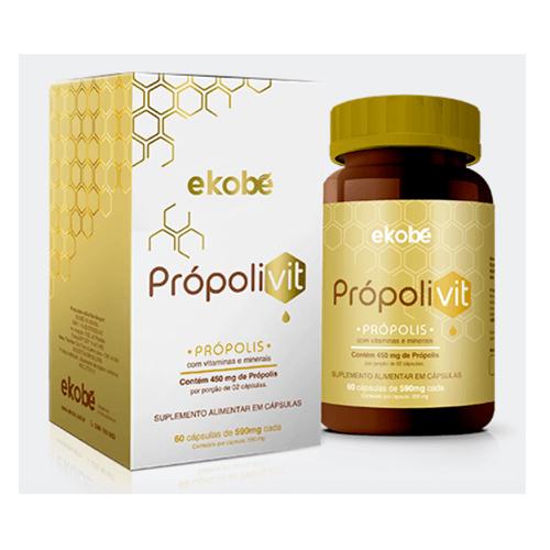 Própolivit - Ekobé 60 Cápsulas
