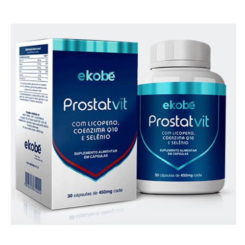 ProstatVit - Ekobé 30 Cápsulas