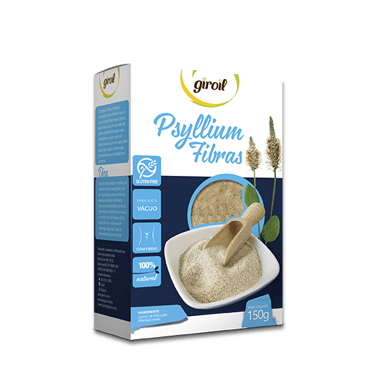 Psyllium Fibras Giroil - 150g